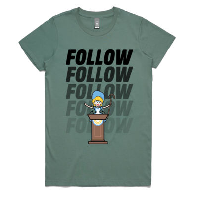 FOLLOW BO PEEP WOMENS TEE Thumbnail