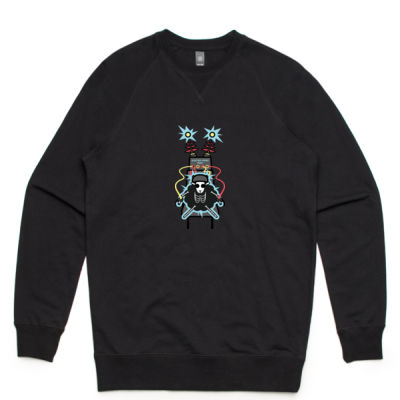 ELECTRIC UNISEX SWEAT Thumbnail