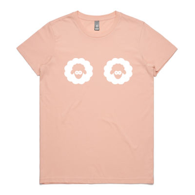 LITTLE BO PEEP SHOW WOMENS TEE Thumbnail