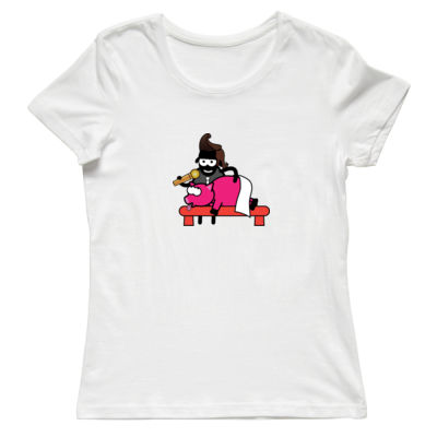 SPECIAL RUB OPINION TRIVIA WOMENS TEE Thumbnail