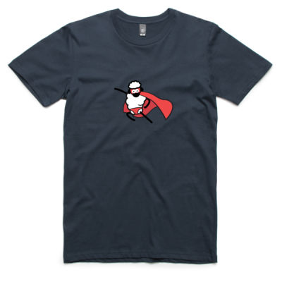 SUPERPOWER MENS TEE Thumbnail