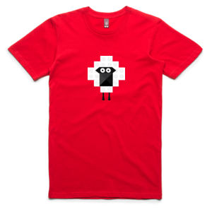 BRICK SHEEP MENS TEE Thumbnail